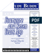 Study Guide - Fourscore and Seven Years Ago
