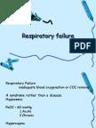 Respiratory Failure 4 Sem