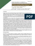 Analisis Citog en Turnera Orientalis
