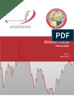 Hermosillo - 2012