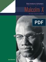 58233955 Malcom X Militant Black Leader