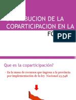 Coparticipacion Provincial a Municipios
