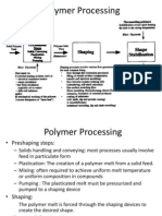 Polymer Processing 1