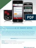 My Remote Keypad