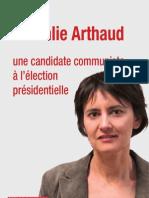 Programme Nathalie Arthaud - Election Présidentielle 2012