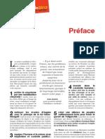 Programme Jacques Cheminade - Election Présidentielle 2012