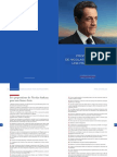 Programme Nicolas Sarkozy - Election Présidentielle 2012