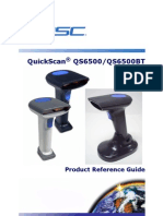 PSC QS6500 Manual