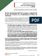 Hoja Informativa Recurso C-A Descuentos Huelga, 3-12-08