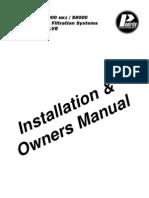 S5000 Sandfilter Manual