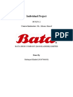 Bata Shoe Company Bangladesh Ltd - Report