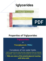 Microsoft PowerPoint - Triglycerides Estimation