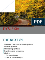 Confronting the D Word - Dyslexia Final