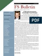 Team Newsletter March,2012