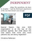A Crisis in Nursing