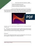 Kerja Projek Matematik Tambahan 2012 Bahagian 2