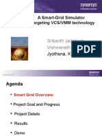 A Smart-Grid Simulator Retargeting VCSVMM Technology