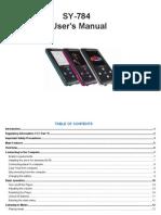 Mp4 User Manual