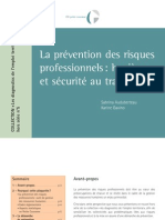 Prevention des risque professionel