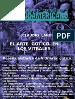 Los Vitrales y Vidrios Goticos - Copy