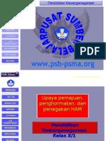 Upaya Pemajuanpenghormatan, Dan Penegakan HAM (1)