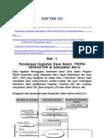 Suplemen Petunjuk PRIMA Kesehatan Kab Barru_31!03!2011
