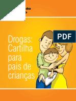 Drogas Cartilha Para Pais de Criancas