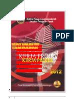 Soalan Tugasan KPMT 2012