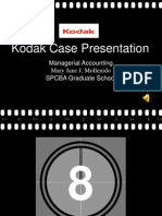 Kodak Case Presentation