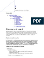 Estructuras de Control-C Sharp NET