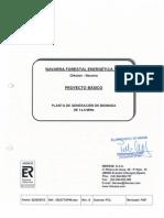 PROYECTO BÁSICO PLANTA DE BIOMASA
