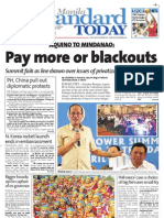 Manila Standard Today - April 14, 2012 Issue