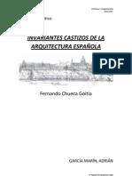 COMENTARIO CRÍTICO invariantes castizos de la arquitectura española