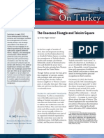 The Caucasus Triangle and Taksim Square