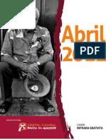 AGENDA CALAMÉO - Abril