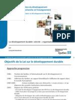 Forum EDS 2012 - Léopold Gaudreau