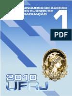 Ufrj-2010-Concurso 2010 Prova 1