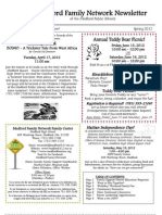 Medford Family Network Spring 2012 Newsletter