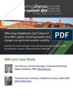 03 - Modearted Case Study - IBM (SF)