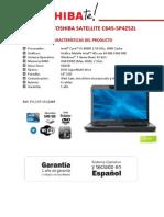 Toshiba SP4252L