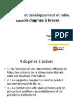2012 Forum EDS - Martin Dumas