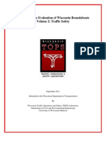 WI Roundabout Evaluation Volume 2 Safety.pdf