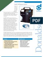 Donaldson Fluid Analysis