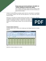 Diminua Os Problemas Para Gerenciar Um Banco de Dados No Excel