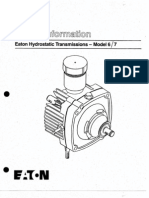 Eaton Vickers Cylinders Hydro Trans