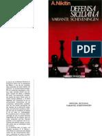66 Escaques Defensa Siciliana Variante Scheveningen