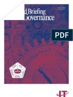 ISACA - Board Briefing on IT Governance 2nd Ed - LER Resumidamente
