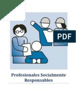 Profesionales Socialmente Responsables