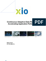 XIO Continuous Adaptive Data Placement White Paper