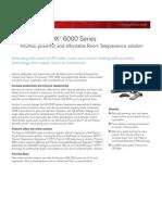 Polycom HDX6000 Data Sheet1
